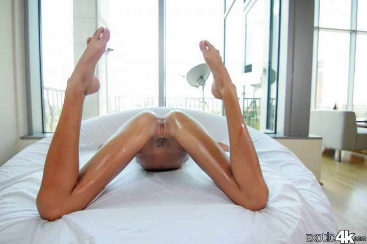 Janice Griffith face down ass up